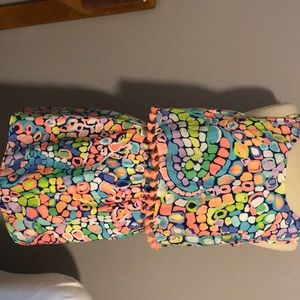 Lilly Pulitzer skirt set